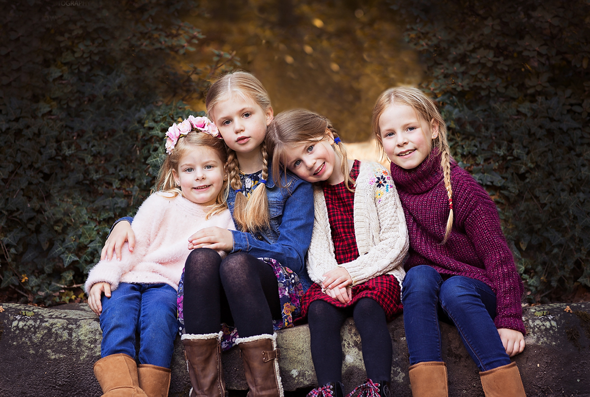Jo Worthington Photography Children Exbury New Forest