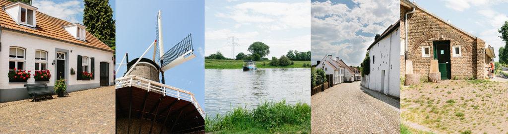 Thorn, waterways, Limburg