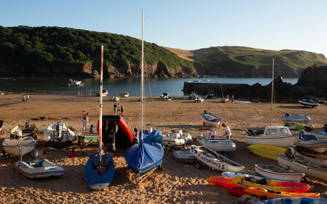 Hope Cove | South Devon | Mini Break with kids