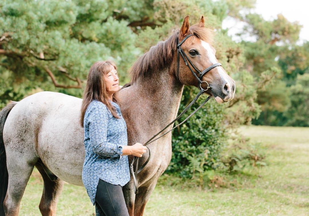 horse photoshoot New Foresthampshire