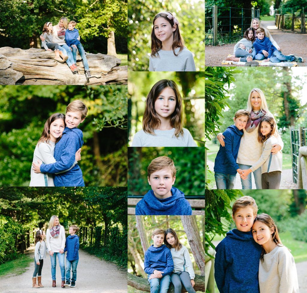 Hampshire family and equine photography