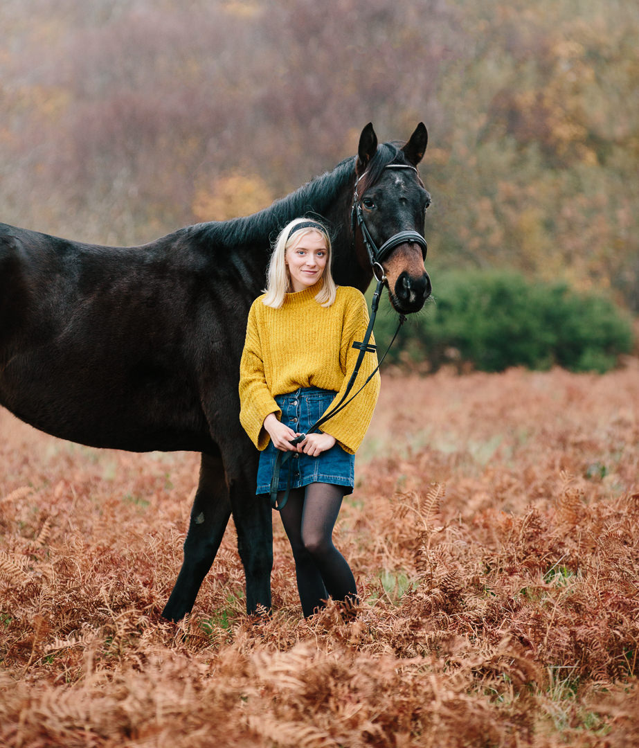 Equine photographer Barton Common Hampshire Jo Worthington Photography-114