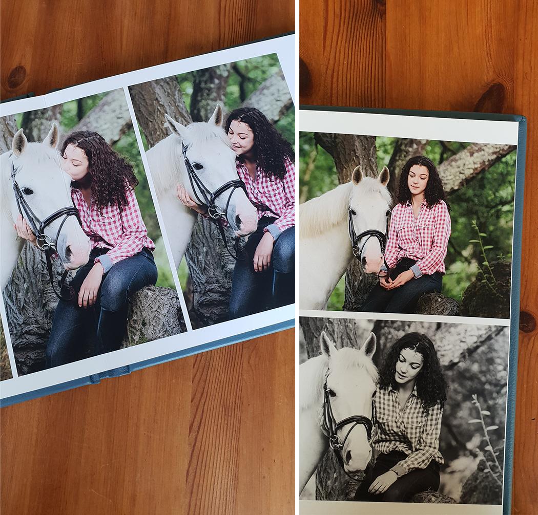 Album product shot