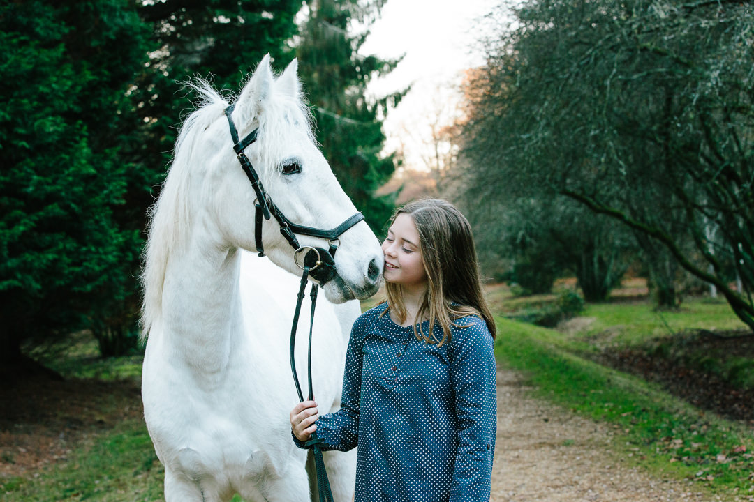 Equine photographer Hampshire New Forest