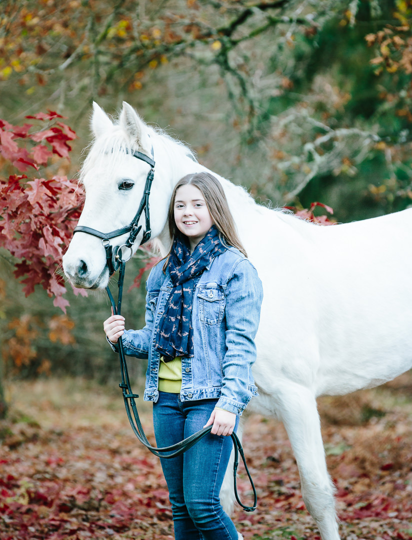 Equine photographer Hampshire Winter shoot New Forest Jo Worthington Photography