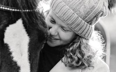 Winter equine photoshoot | Equine photoshoots Hampshire