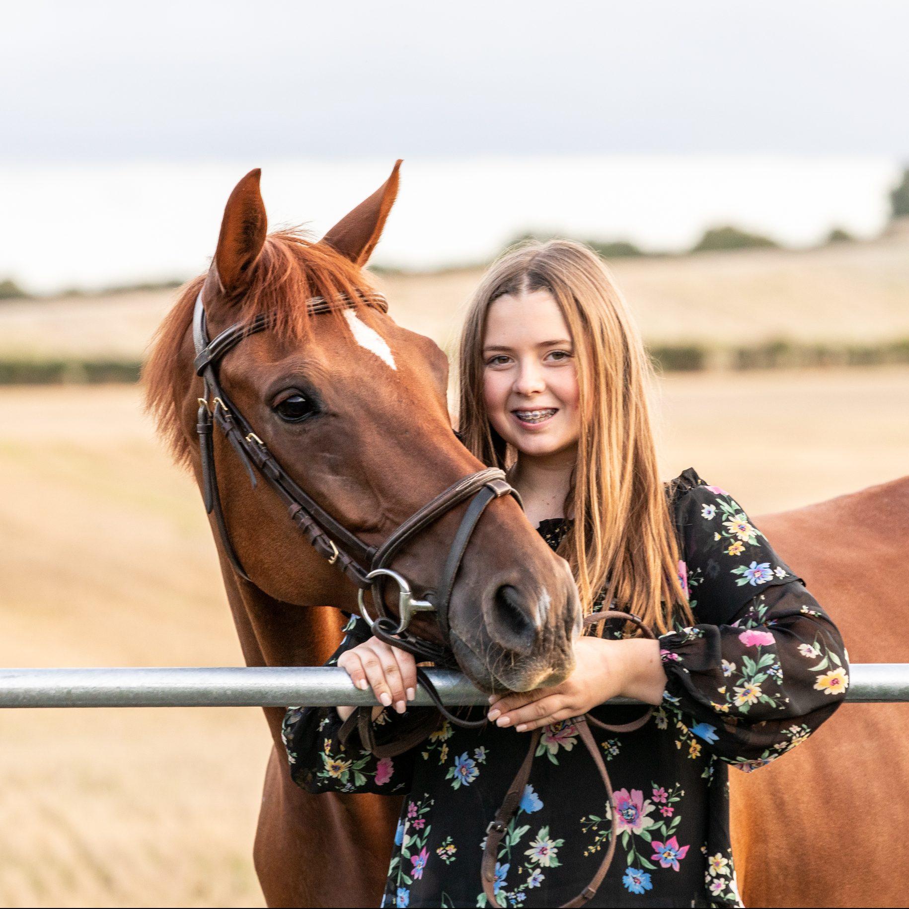 equine photographer Downton