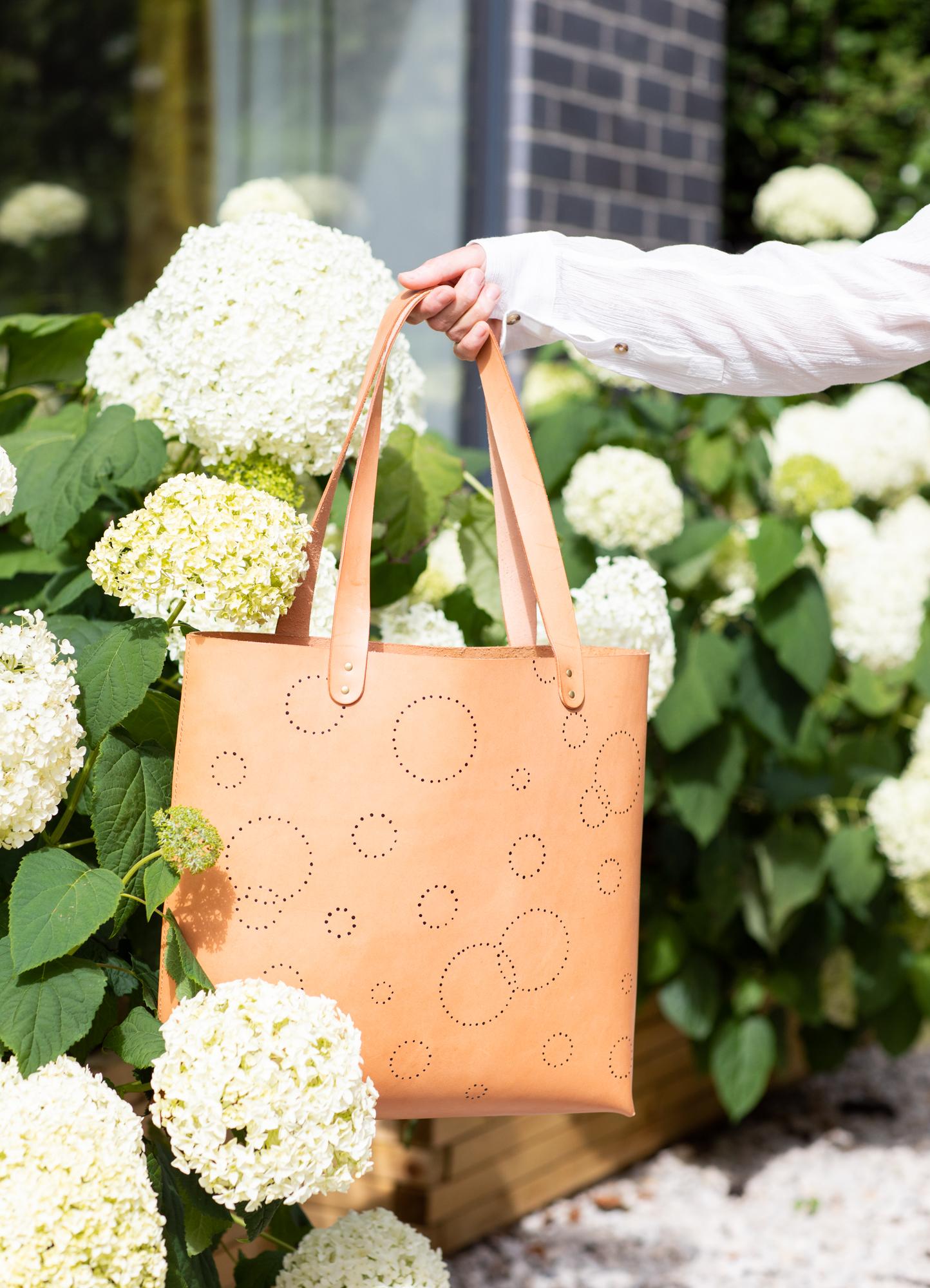 Handbags product photography