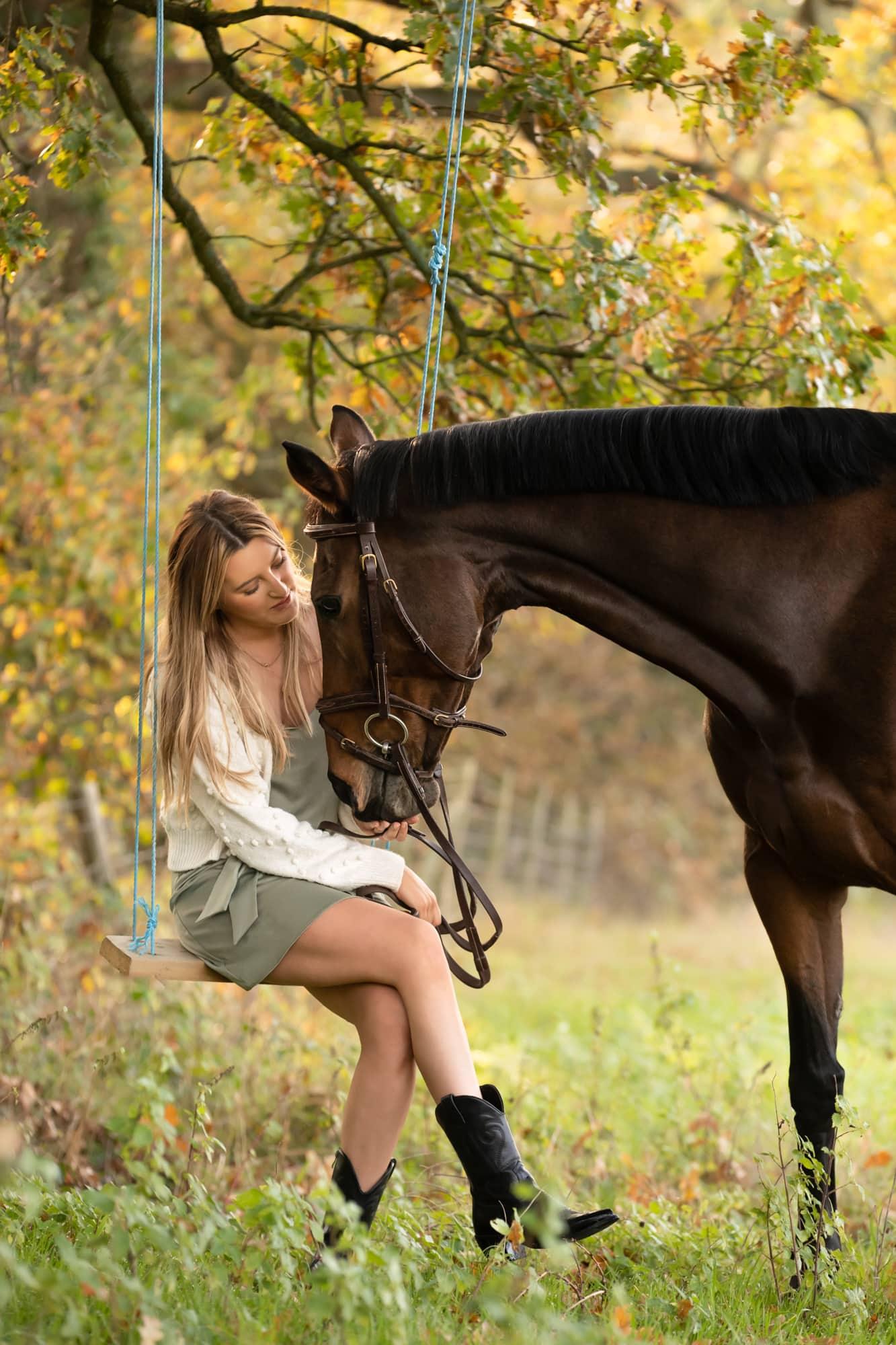 Autumn Equine photoshoots