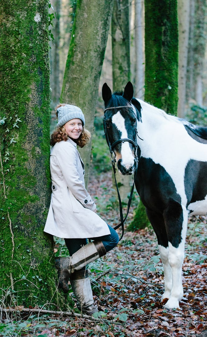 equine horse photographer Hampshire