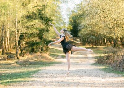 Ballet dancer teacher in New Forest